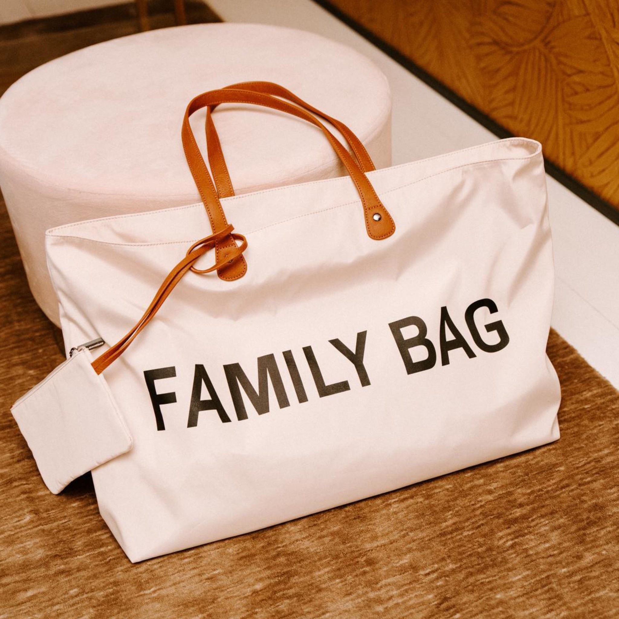 Childhome Family Bag Off White