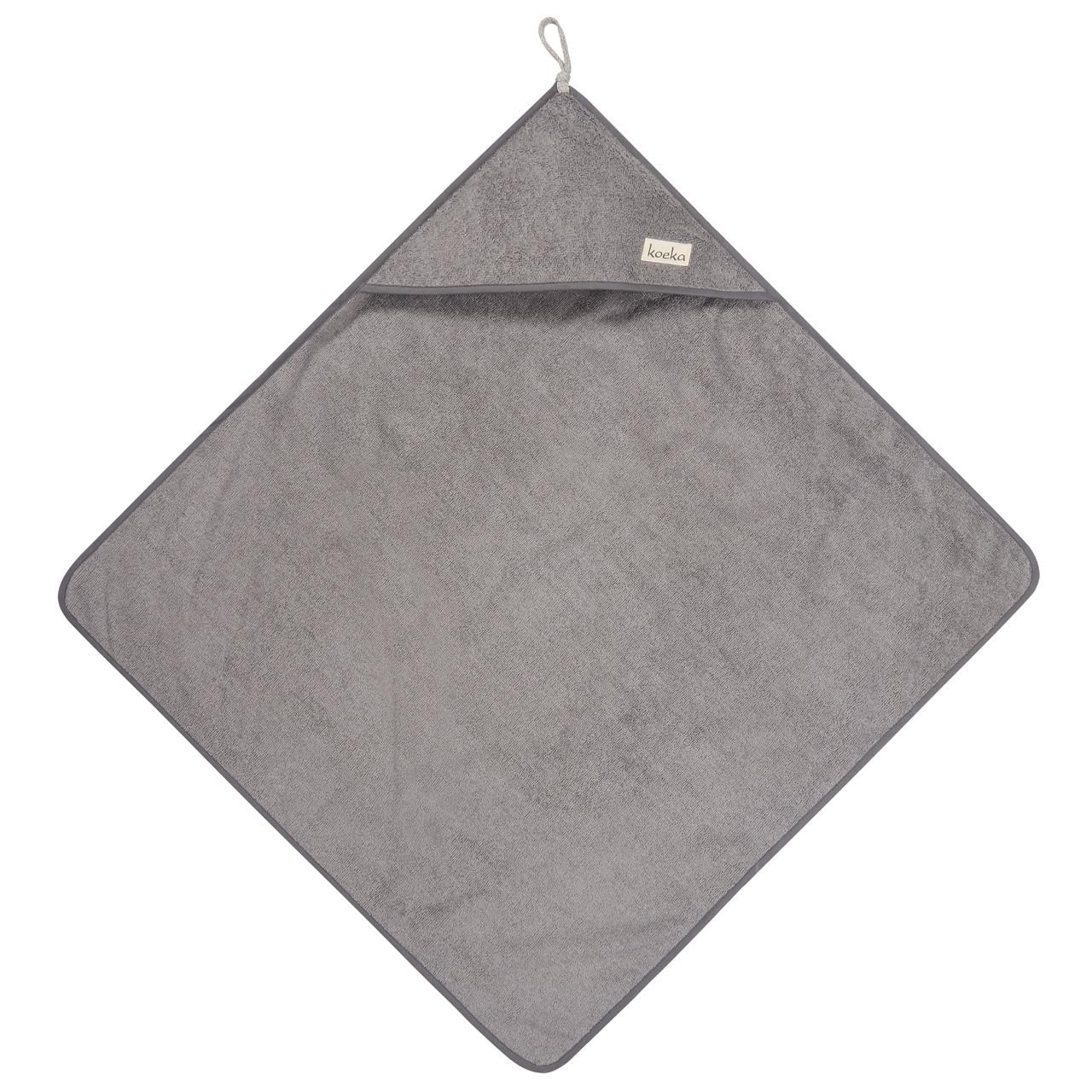 Koeka Dijon Badcape Steel Grey