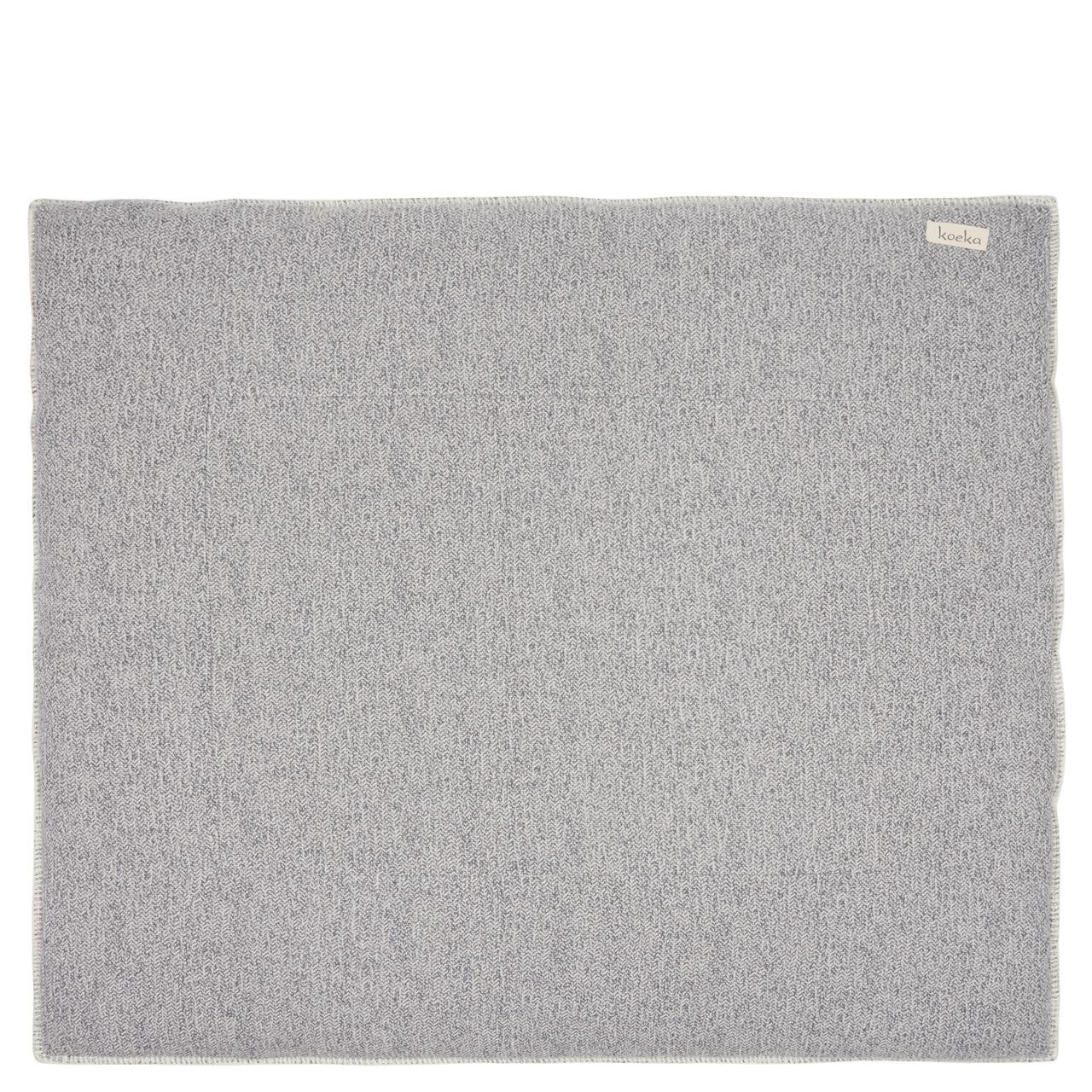 Koeka Vigo Boxkleed Sparkle Grey/Sparkle Grey