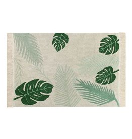 Lorena Canals Mat Tropical Green 140 x 200 cm