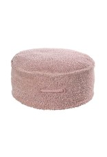 Lorena Canals Pouf Chill Vintage Nude 50 x 20 cm