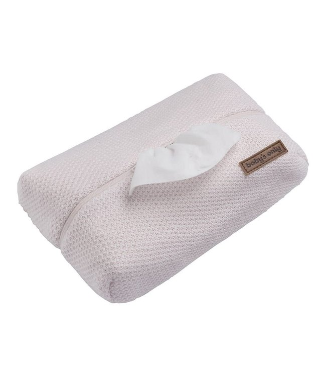 Baby's Only Classic Baby Wipes Pouch Roze