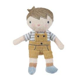 Little Dutch Knuffelpopje Jim 10 Cm