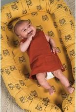 Jollein Babynest Tiger Mustard