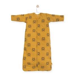Jollein Slaapzak 4 Seizoenen Tiger Mustard 70 cm