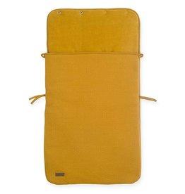 Jollein Comfortbag Groep 0+ Brick Velvet Mustard  3/5Punts