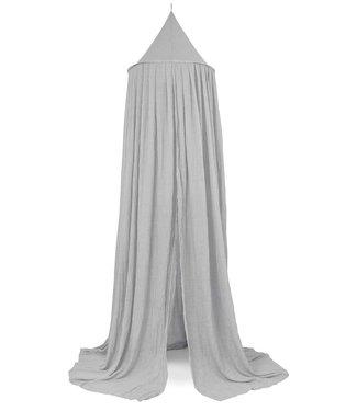 Jollein Klamboe Vintage 245 cm Soft Grey