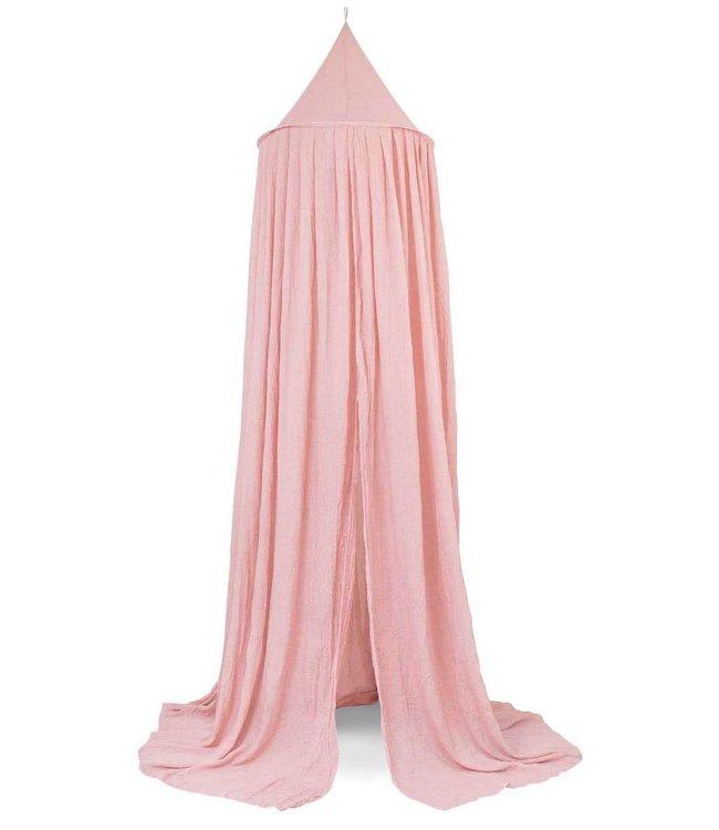 Jollein Klamboe Vintage 245 cm Blush Pink