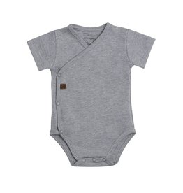 Baby's Only Melange Rompertje Grey