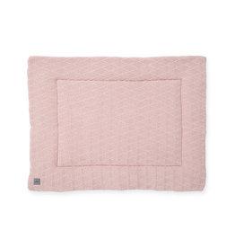 Jollein Boxkleed River Knit Pale Pink 80 x 100 cm