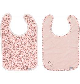 Bébéjou Slab Set Leopard Pink