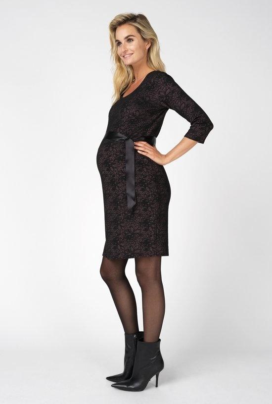 Noppies Maternity Dress 3/4 Slv Trudy