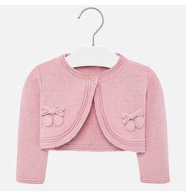 Mayoral Knitting Cardigan Pink