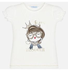 Mayoral Tee Shirt S/S Doll