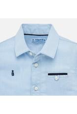 Mayoral L/S Dress Shirt Lightblue