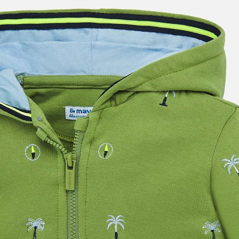 Mayoral Embroidered Pullover Jungle