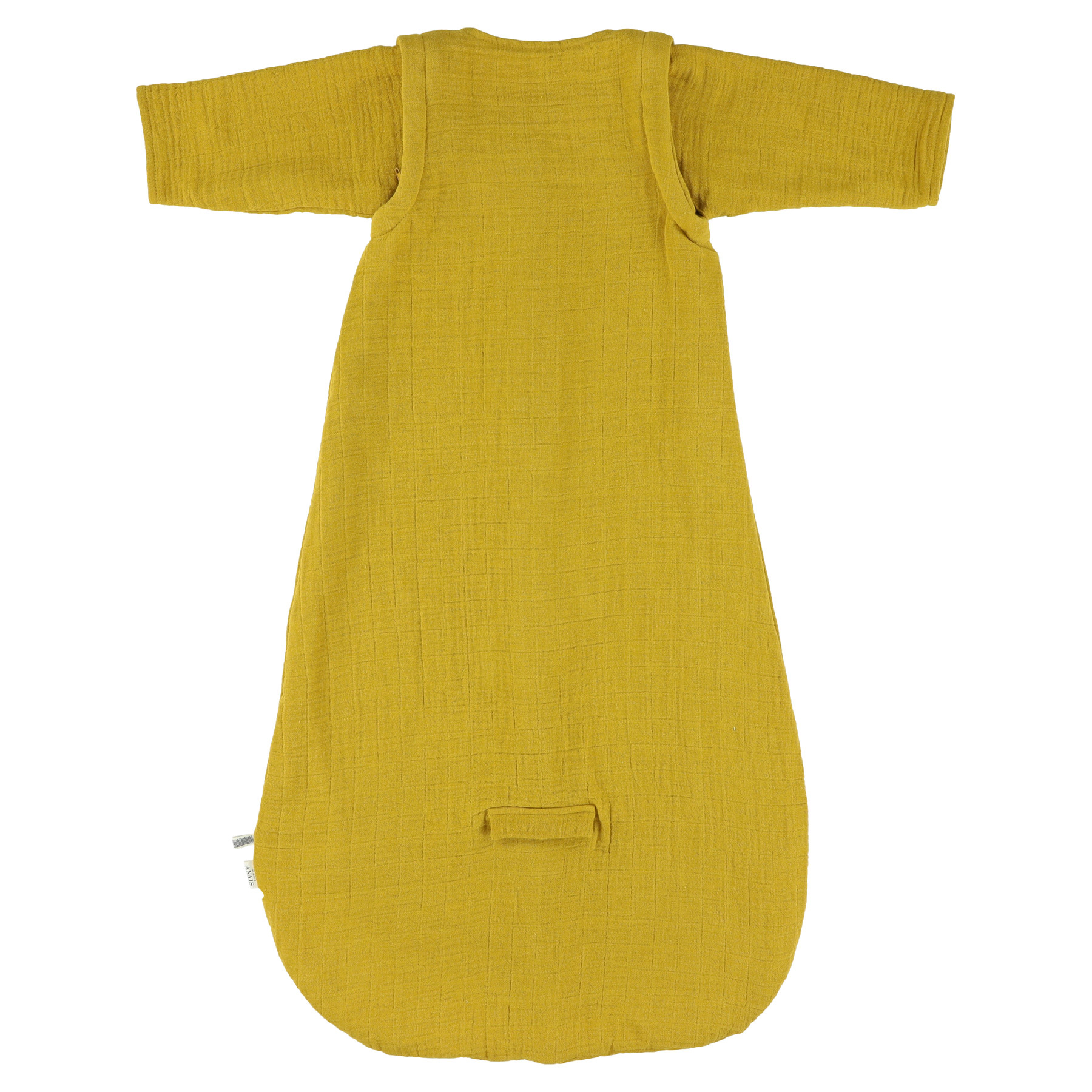 Les Rêves d'Anais Sleeping Bag Winter Medium (87cm) Bliss Mustard