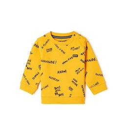 Tumble 'n dry Talbot Sweater Cadmium Yellow
