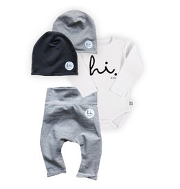 Aai Aai Gift Box Newborn Grey
