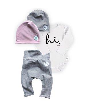 Aai Aai Gift Box Newborn Pink