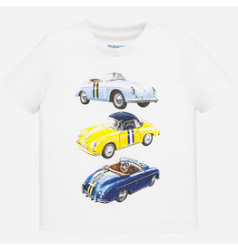 Mayoral Top Line T-shirt White