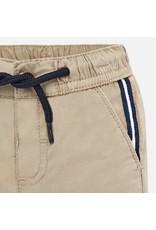 Mayoral Chino Shorts With Pockets Ocher