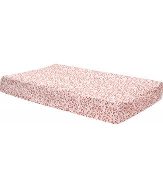 Bébéjou Waskussenhoes Jersey Leopard Pink