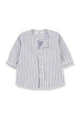 1+InTheFamily Amalfi Shirt Azzurro