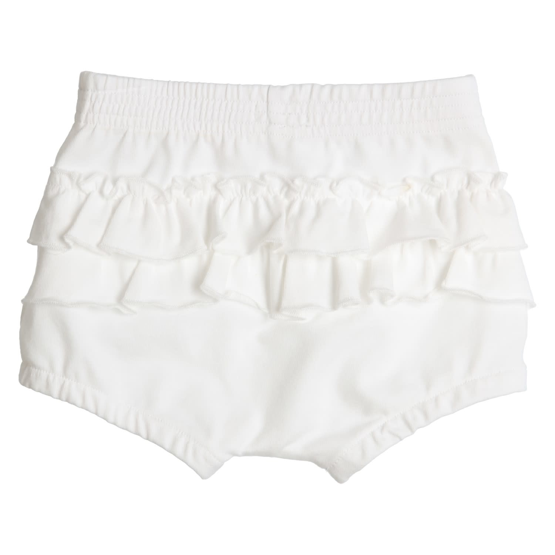 Gymp Bloomer White