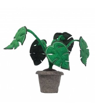 Kidsdepot Monstera Vilten Deco Plant