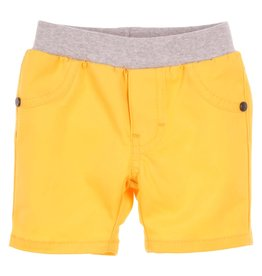 Gymp Short Yellow