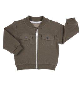 Gymp Cardigan Khaki
