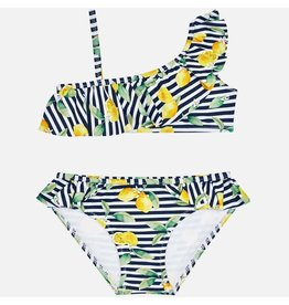 Mayoral Rufflo Bikini Limones