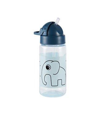 Done By Deer Straw Bottle Elphee Blue
