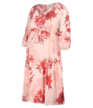 Queen Mum Dress Woven 3/4 Austin Emberglow