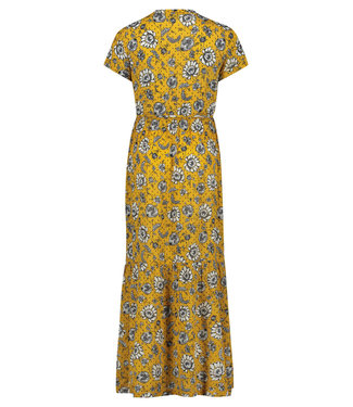 Queen Mum Dress Maxi Woven Denver Sunflower