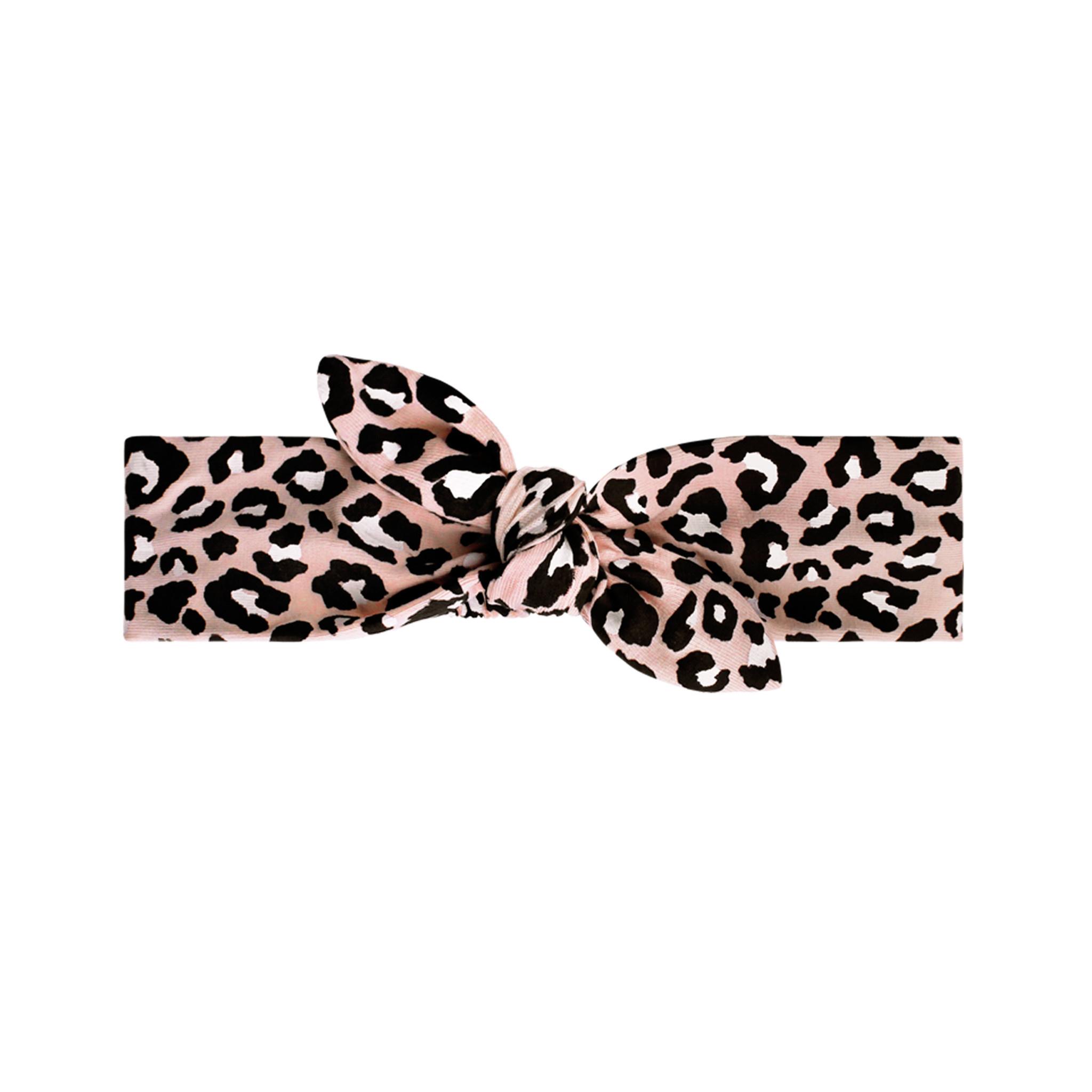 Your Wishes Leopard Pink Headband Mini