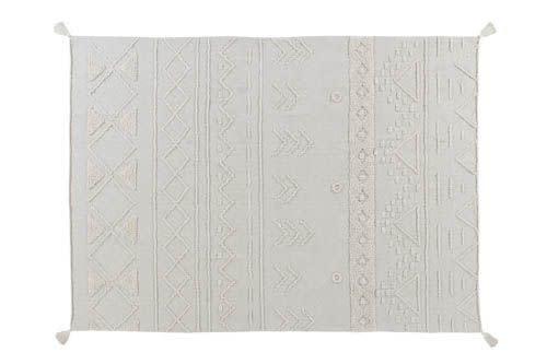 Lorena Canals Mat Tribu Natural 140 x 200 cm