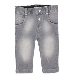 Gymp Grey Jeans Bow