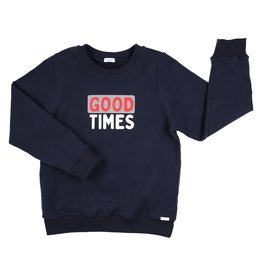 Gymp Sweater Navy Good Times