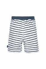 Lassig Board Short Boys Striped Blue