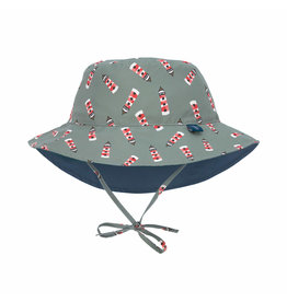 Lassig Sun Protection Bucket Hat Lighthouse Khaki