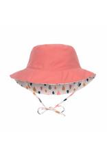 Lassig Sun Protection Bucket Hat Drops