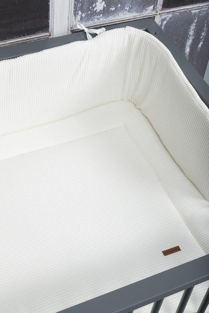 Baby's Only Sense Bed-Boxbumper Light Grey