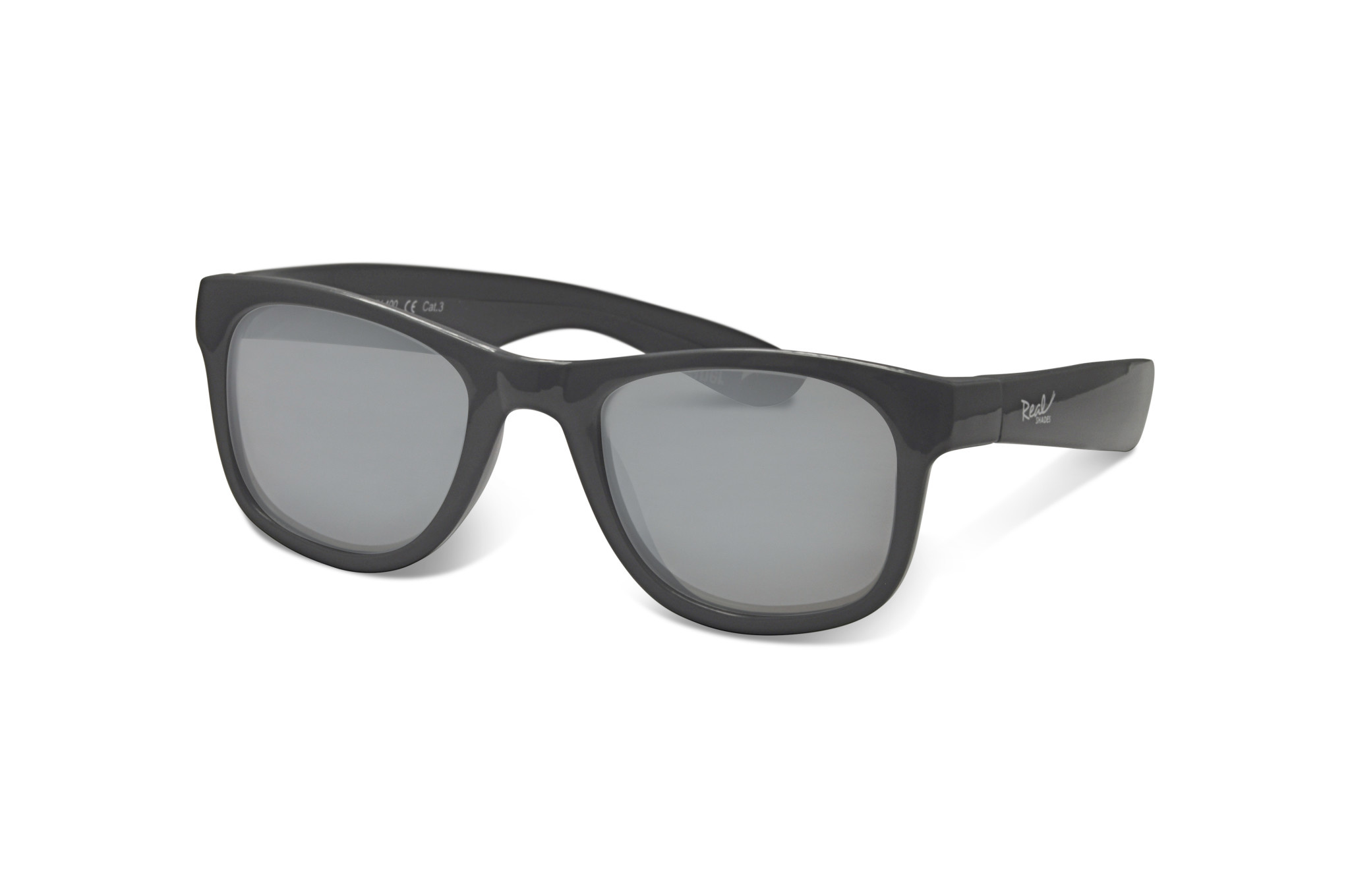 Real Shades Surf Glasses Graphite Size 0+