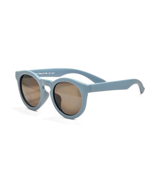 Real Shades Chill Glasses Steel Blue Size 4+