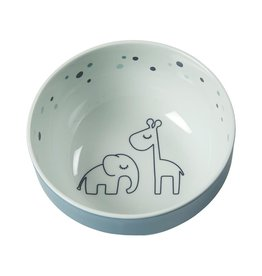 Done By Deer Yummy Mini Bowl Dreamy Dots Blue