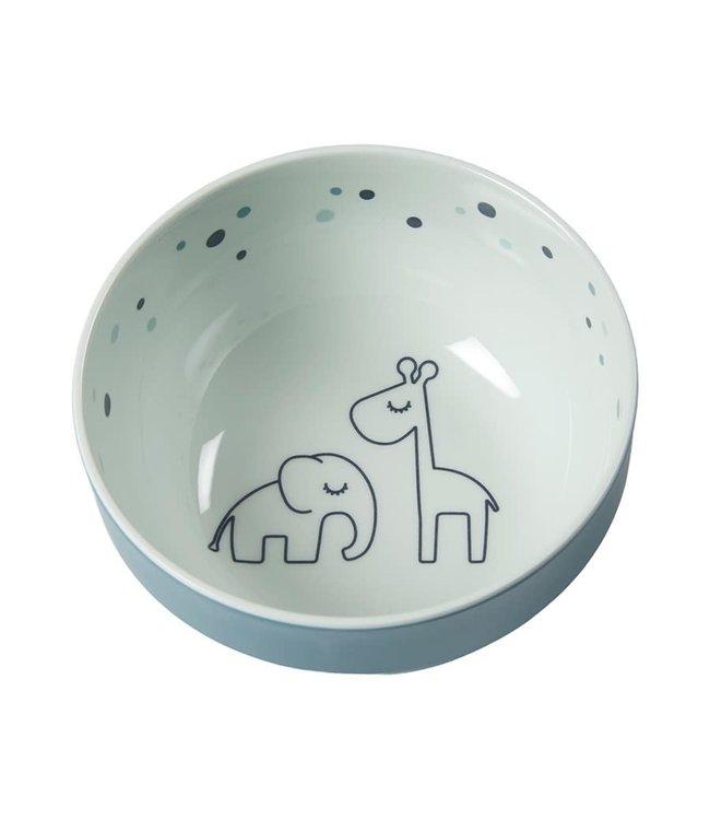 Done By Deer Yummy Mini Bowl Dreamy Dots Blue