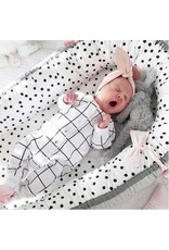 Done By Deer Cosy Nest Plus Happy Dots Grey