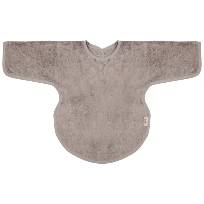 Timboo Bib With Sleeves Antracite